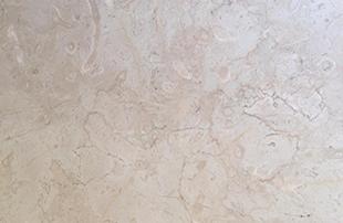 cream marfil marble