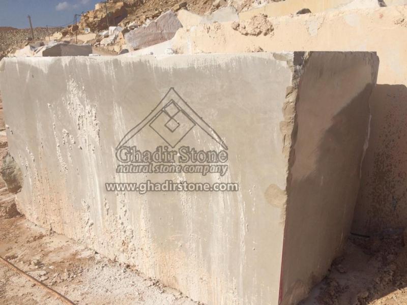 Beige Limestone block