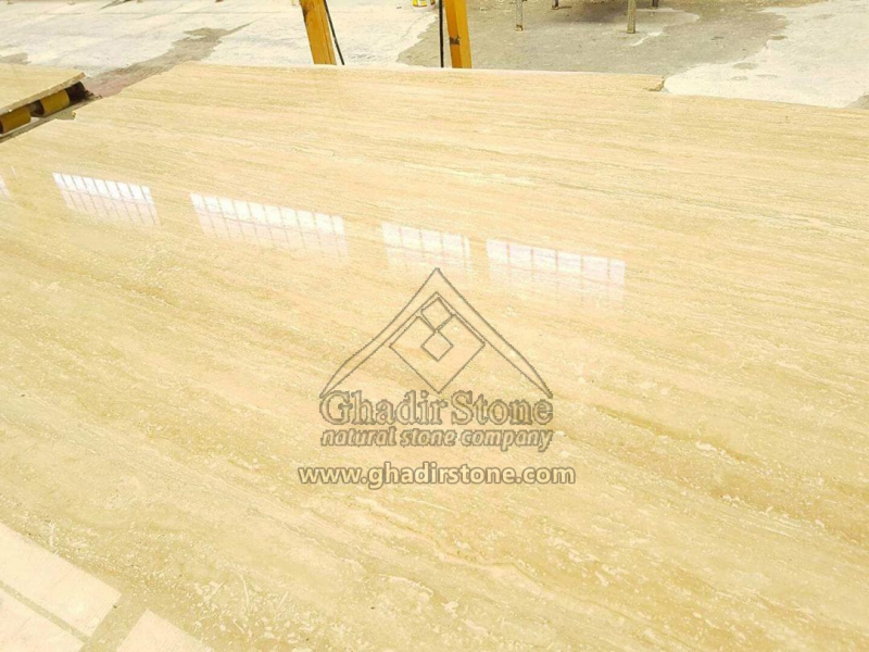 Cream Light Travertine