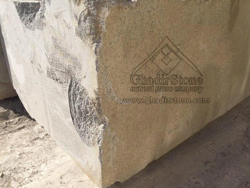 Gray Granite block