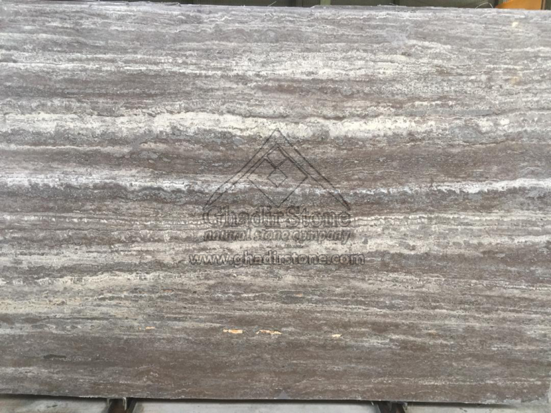 Silver Light Travertine