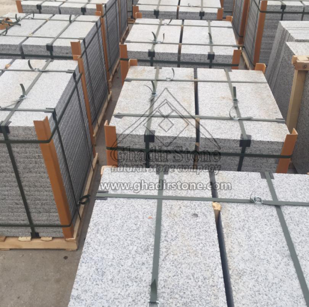 white Granite packing