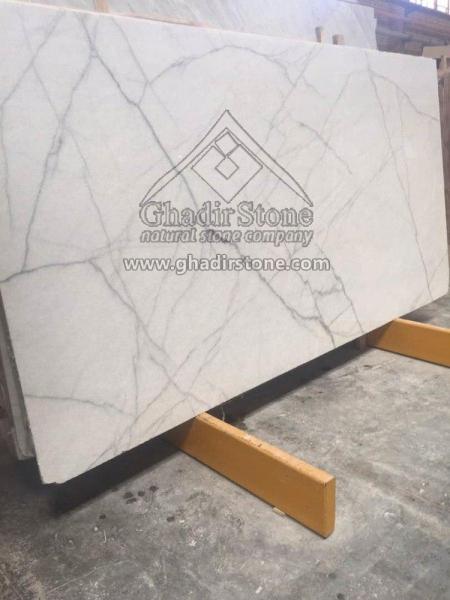 White Sierra Marble