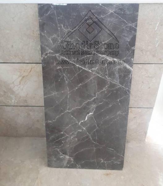 Hermes Ash Grey Marble